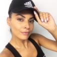 Candice Pascal, danseuse de Danse avec les stars, sur Instagram le 5 juillet 2017.