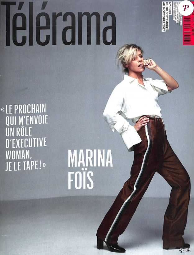 Le magazine Télérama du 30 septembre 2017