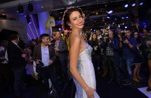 Fashion Week : Delphine Wespiser défile sous les yeux de deux Miss France