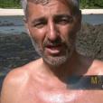 "Manu – ""Koh-Lanta Fidji"" sur TF1. Le 29 septembre 2017."