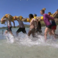 """Koh-Lanta Fidji"" sur TF1. Le 29 septembre 2017."