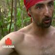 """Sébastien - """"Koh-Lanta Fidji"""" sur TF1. Le 29 septembre 2017."""