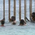 """Epreuve d'immunité - """"Koh-Lanta Fidji"""" sur TF1. Le 29 septembre 2017."""