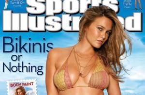 VIDEO : admirez Bar Refaeli... dans le making of de son shooting pour Sports Illustrated !