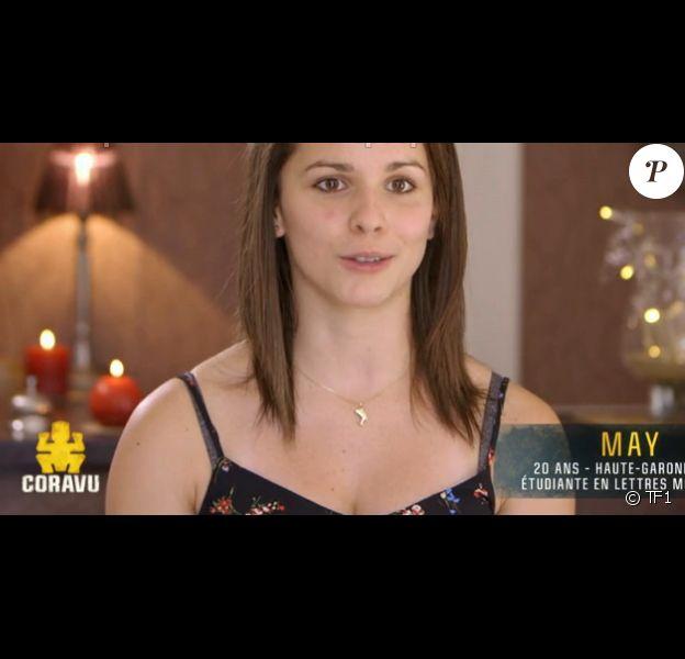 "May, remplaçante de Marine - ""Koh-Lanta Fidji"", le 1er septembre 2017 sur TF1."