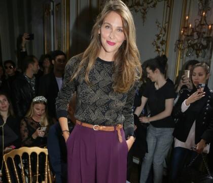 Fashion Week : Ophélie Meunier poursuit son marathon, avec Louise Monot