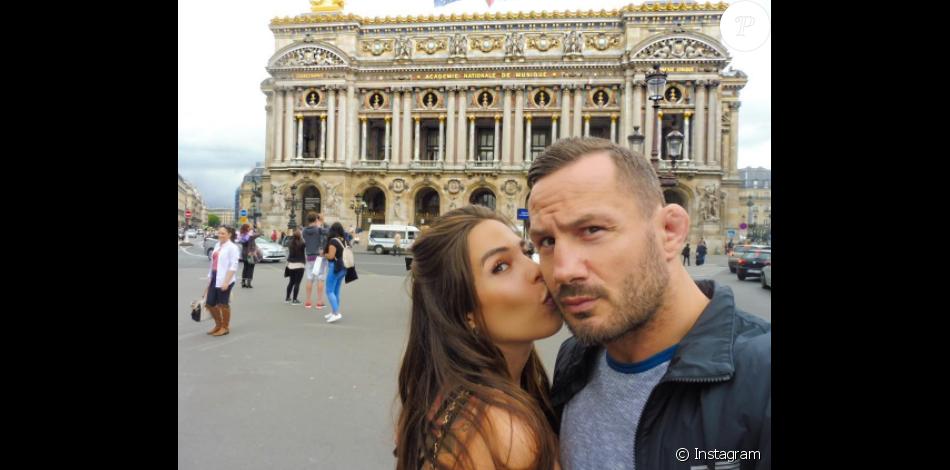 Kim Glow (Les Anges) et le champion de MMA Sylvain Potard ont rompu après plusieurs mois d'amour.
