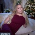 """""""Mariah Carey interviewée en duplex de Los Angeles pour l'émission anglaise """"Good Morning Britain"""" le 2 octobre 2017"""""""