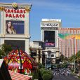 """Illustration de la ville de Las Vegas, 2016"""