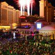 """""""Caesars Palace à Las Vegas, 31 décembre 2015"""""""