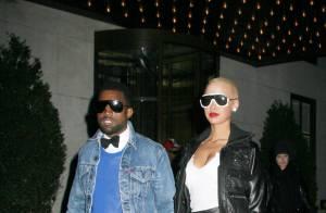 Kanye West : sa nouvelle chérie est chauve et terriblement sexy ! Regardez !