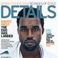Kanye West en couverture de Details