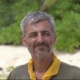 Koh-Lanta Fidji, épisode 6, le 6 octobre 2017 sur TF1. Ici Maxime.