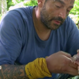 Koh-Lanta Fidji, épisode 6, le 6 octobre 2017 sur TF1. Ici Fabien.
