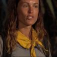 Koh-Lanta Fidji, le 6e épisode, diffusé le 6 octobre 2017 sur TF1. Ici Caroline.