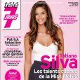 """""""Magazine """"Télé 7 Jours"""" en kiosques le 9 octobre 2017."""""""
