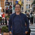 Bruno Debrandt - Ouverture du 6ème Festival Les Héros de la Télé à Beausoleil le 7 octobre 2017.