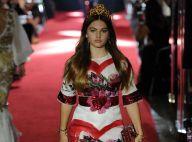 """Thylane Blondeau et Noé Elmaleh, stars du défilé """"secret"""" de Dolce & Gabbana"""