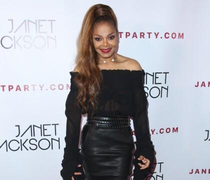 Janet Jackson : La star très amincie pour son premier tapis rouge post-grossesse