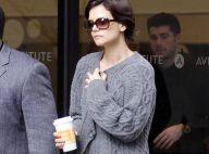 Katie Holmes : de retour à New York super lookée... et déjà en plein travail !