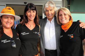 Daniel Guichard : Parrain exceptionnel, mobilisé avec sa femme et Jacques Legros
