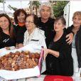 Exclusif - Daniel Guichard (Parrain de la 11ème édition des Journées de la Marie-Do) - 11ème édition des Journées de la Marie-Do sur la Place Miot à Ajaccio, le 1er octobre 2017.