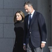 Letizia et Felipe d'Espagne en deuil: Adieu discret à celui qui veillait sur eux
