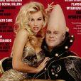 Pamela Anderson et Dan Aykroyd pour le magazine  Playboy , août 1993