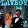 Burt Reynorlds en couverture de Playboy, ocotbre 1979.