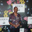 Cordell Broadus - Défilé Erdem x H&M à l'Ebell of Los Angeles, le 18 octobre 2017.