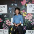Zendaya - Défilé Erdem x H&M à l'Ebell of Los Angeles, le 18 octobre 2017.