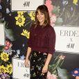 Rashida Jones - Défilé Erdem x H&M à l'Ebell of Los Angeles, le 18 octobre 2017.