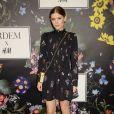 Kate Mara - Défilé Erdem x H&M à l'Ebell of Los Angeles, le 18 octobre 2017.