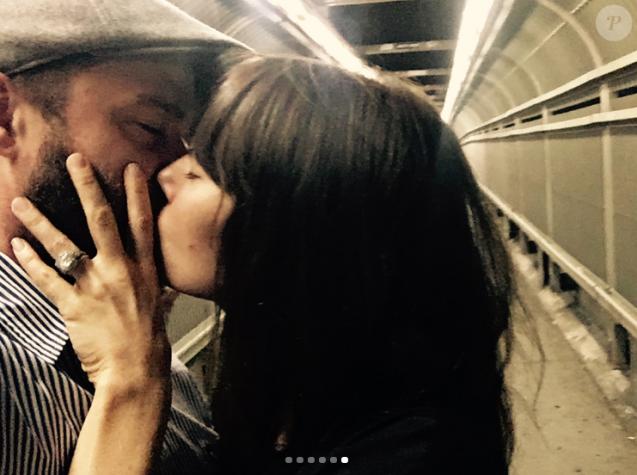Justin Timberlake fait une magnifique déclaration d'amour à sa femme