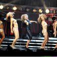 On continue avec la catégorie chorégraphie, et la première nominée est... Tina Turner, qui du haut de ses 70 ans, assure encore sur scène, comme ici en Allemagne !