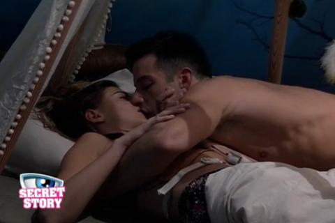 Secret Story 11 : Barbara et Benjamin chauds dans la Love Room, Charlène gaffe