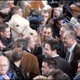 Jacques Chirac au Salon de l'Agriculture