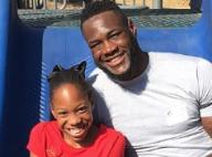 Deontay Wilder, champion du monde de boxe, bouleversé par sa fille handicapée