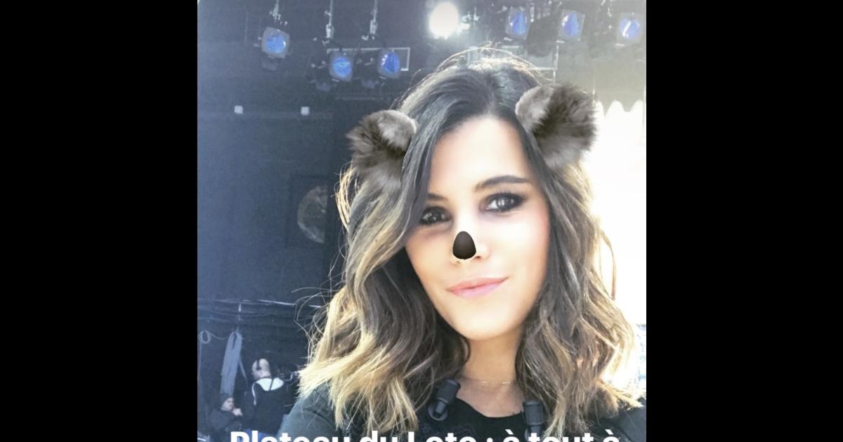 Karine Ferri Du00e9voile Sa Nouvelle Coupe De Cheveux Sur Instagram  Un Carru00e9 Wavy....