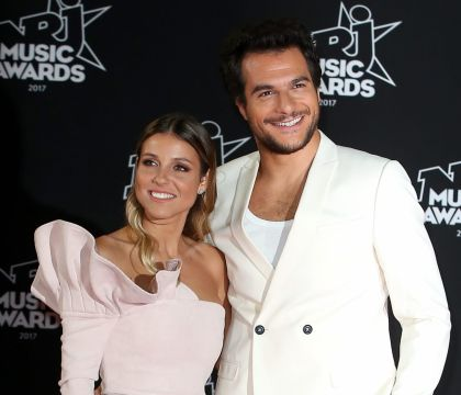 Amir et sa femme Lital brillent aux NRJ Music Awards