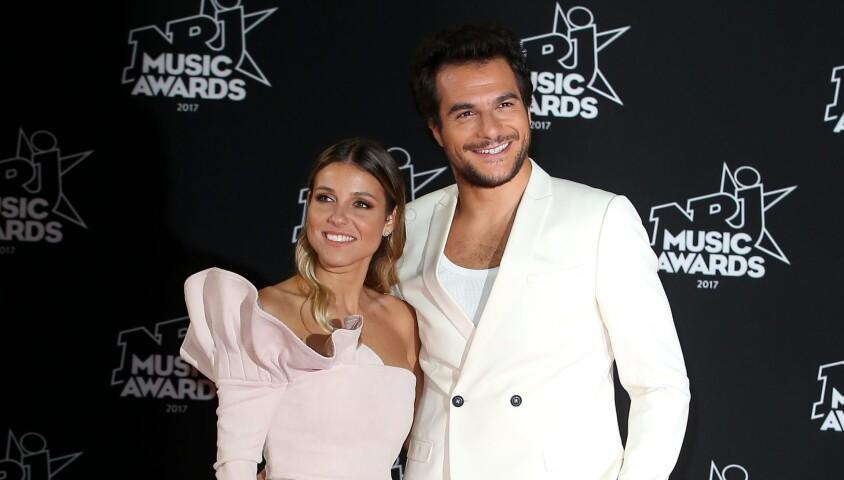 Amir Haddad et sa femme Lital - 19ème édition des NRJ Music Awards à Cannes le 4 novembre 2017. © Dominique Jacovides/Bestimage
