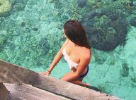 Emilie Broussouloux : La chérie de Thomas Hollande canon en maillot de bain