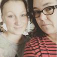 Rosie O'Donnell et sa fille Chelsea lors de son 19e anniversaire. La jeune femme vient de faire une overdose. Photo publiée sur Instagram en août 2016