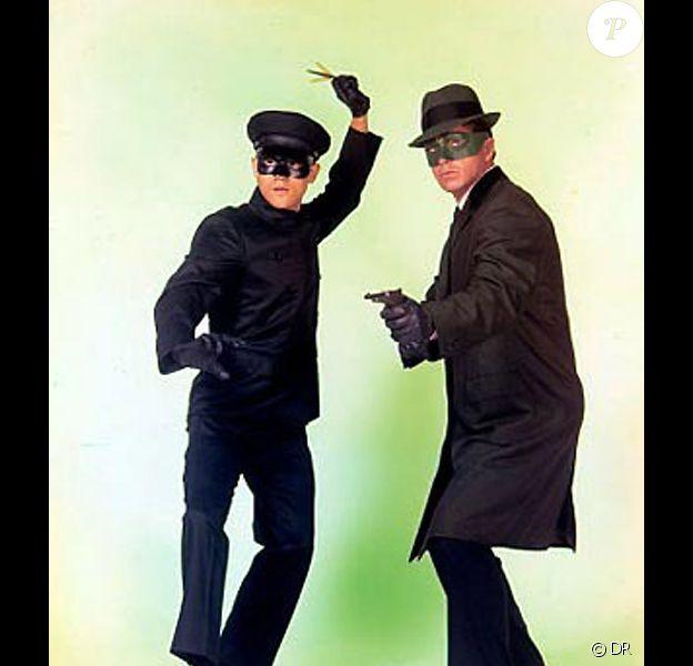 Ven Williams et Bruce Lee dans la série des années 60 Le Frelon Vert