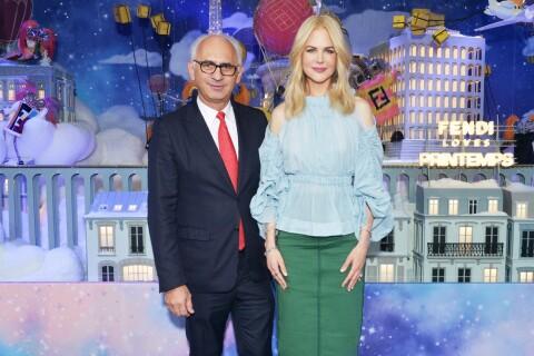 Nicole Kidman à Paris : L'icône lance la saison de Noël