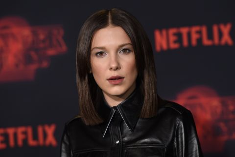 "Thylane Blondeau : Son conseil à Millie Bobby Brown de ""Stranger Things"""