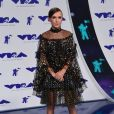"""Millie Bobby Brown aux MTV Video Music Awards 2017 à Inglewood, le 27 août 2017."""