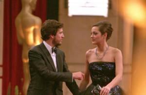 Marion Cotillard et Guillaume Canet... au top de l'élégance et plus amoureux que jamais !