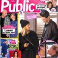 """Magazine """"Public"""", en kiosques le 10 novembre 2017."""