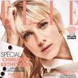 Mélanie Laurent en couverture du magazine ELLE (10 novembre 2017)